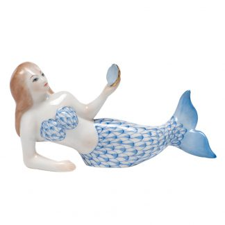 Herend Mermaid