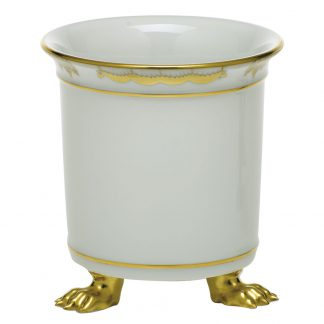 Herend  Mini Cachepot With Feet