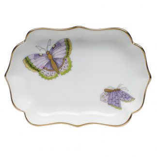 Herend Mini Scalloped Tray