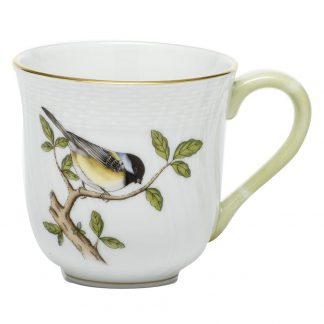 Herend Mug Chickadee