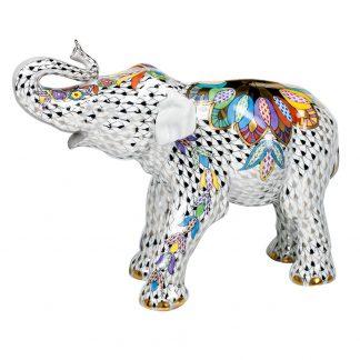 Herend Opulent Elephant