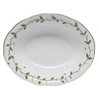 Herend Oval Vegetable Dish