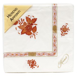 Herend Paper Napkins Pack Of 20