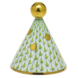 Herend Porcelain Figurines Party Hat