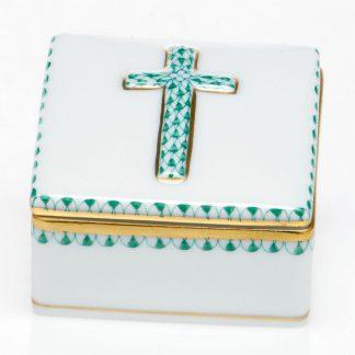Herend Prayer Box