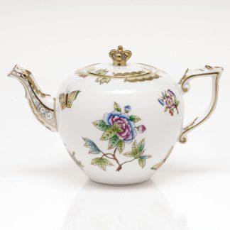 Herend Princess Charlotte L/E Tea Pot