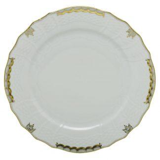 Herend Princess Victoria Gray Service Plate