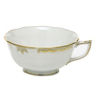 Herend Princess Victoria Gray Tea Cup