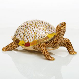 Herend Reserve Collection Box Turtle
