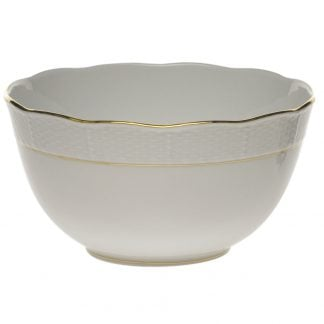 Herend Round Bowl