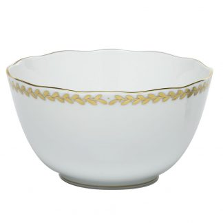 Herend Round Open Veg Bowl