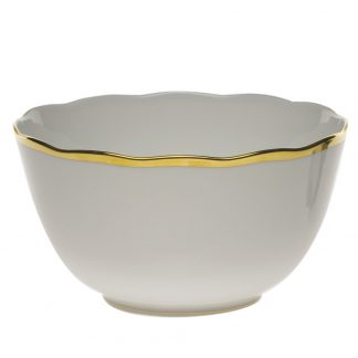 Herend Round Open Vegetable Bowl
