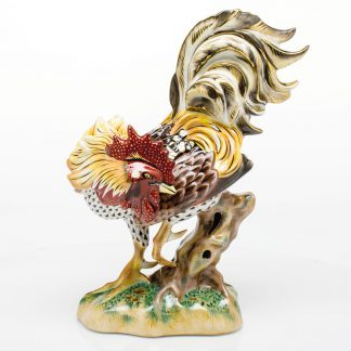 Herend Rowdy Rooster