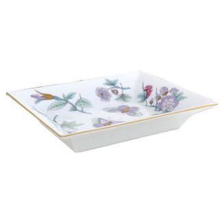 Herend Royal Garden Royal Wedding Jewelry Tray