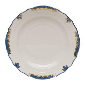 Herend Salad Plate Blue