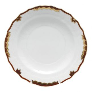 Herend Salad Plate Brown