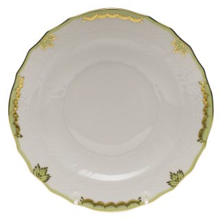 Herend Salad Plate Green
