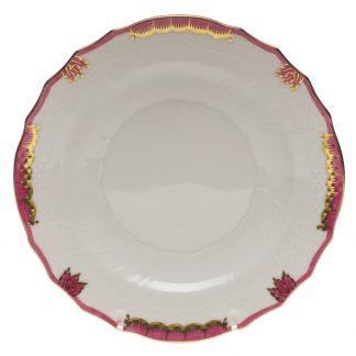 Herend Salad Plate Pink