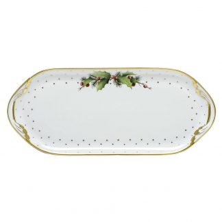 Herend Sandwich Tray