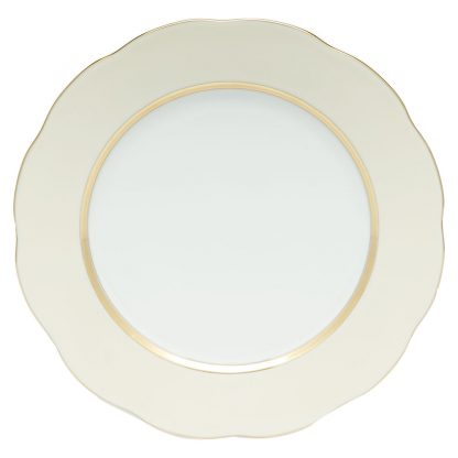 Herend Service Plate Beige
