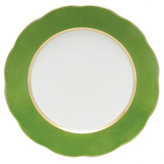 Herend Service Plate Fern