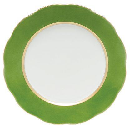 Herend Service Plate Fern