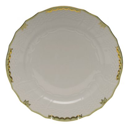 Herend Service Plate Green