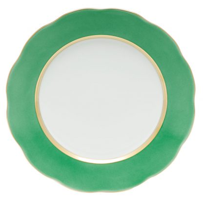 Herend Service Plate Mint