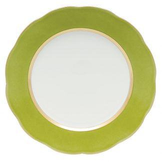 Herend Service Plate Olive