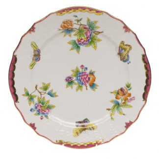 Herend Service Plate Pink