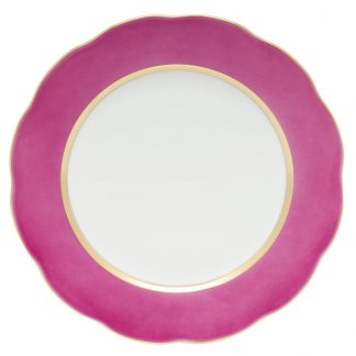 Herend Service Plate Raspberry