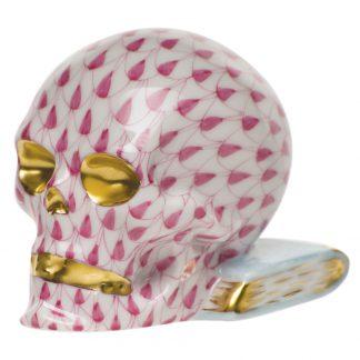 Herend Skull