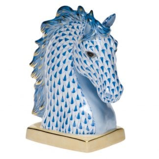 Herend Small Horse Bust