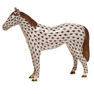 Herend Small Horse