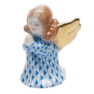 Herend Small Praying Angel