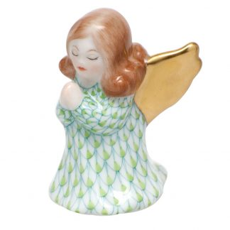 Herend Small Praying Angel