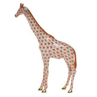 Herend Small Single Giraffe