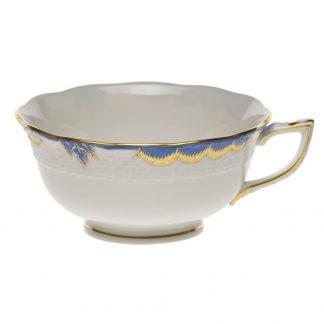 Herend Tea Cup Blue