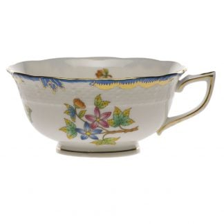 Herend Tea Cup Blue