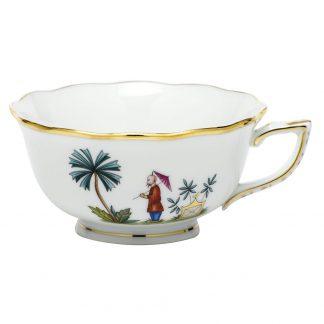 Herend Tea Cup Motif 02