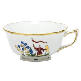 Herend Tea Cup Motif 04