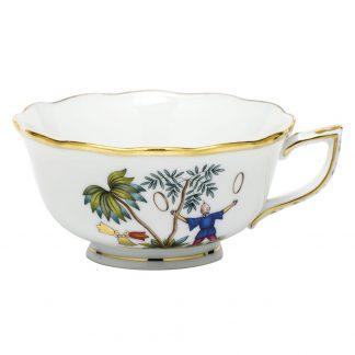 Herend Tea Cup Motif 05
