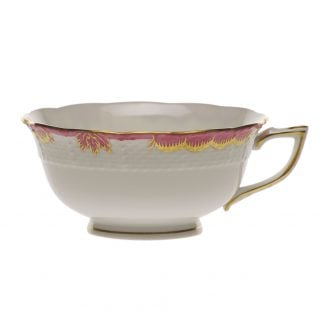 Herend Tea Cup Pink