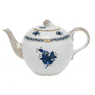 Herend Tea Pot With Rose