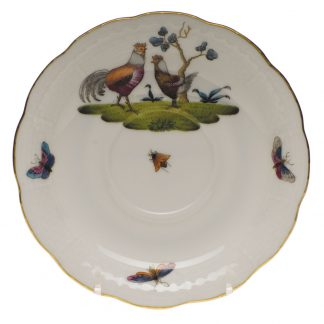 Herend Tea Saucer Motif 1