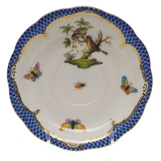 Herend Tea Saucer Motif 10