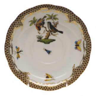 Herend Tea Saucer Motif 12