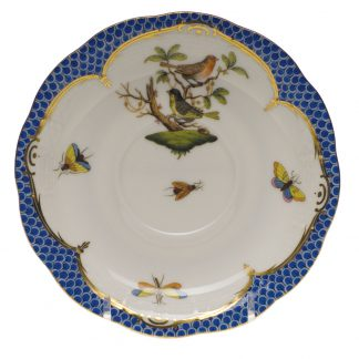 Herend Tea Saucer Motif 3