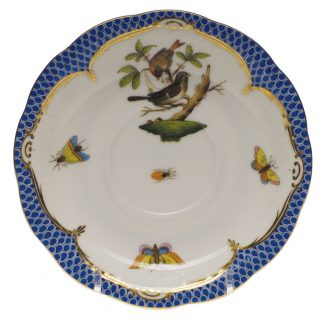 Herend Tea Saucer Motif 4