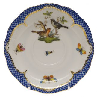 Herend Tea Saucer Motif 5